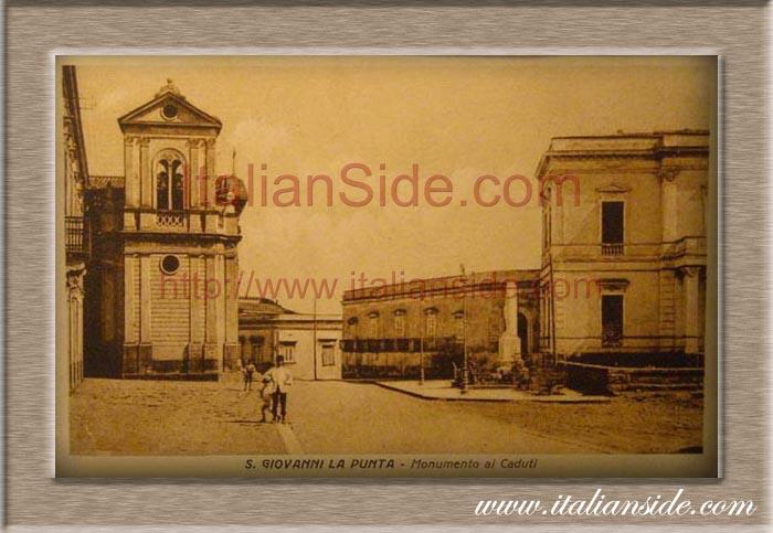 San Giovanni la Punta Italy  city pictures gallery : Vecchie foto di San Giovanni la Punta | Radici e Tradizioni Italiane